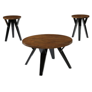 jcpenney.com | Signature Design by Ashley ® Ingel Occasional Table Set Coffee Table Set