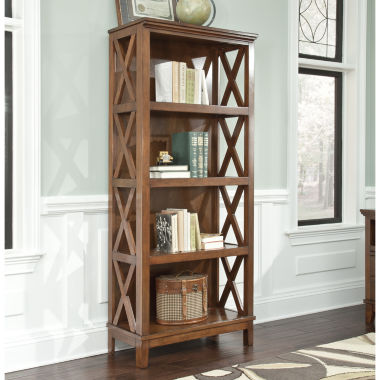 jcpenney.com | Signature Design by Ashley Signature Design By Ashley Woodboro Home Office Lift Top Desk 4-Shelf Bookcase