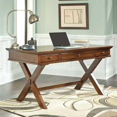 jcpenney.com | Signature Design by Ashley® Burkesville Home Office Desk
