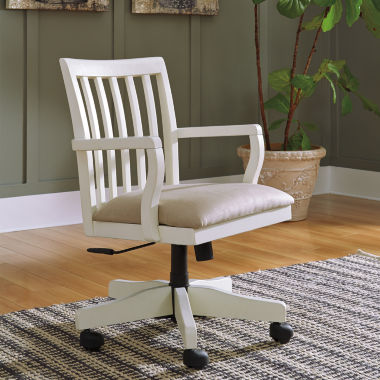jcpenney.com | Signature Design by Ashley Signature Design By Ashley Woodboro Home Office Lift Top Desk Office Chair