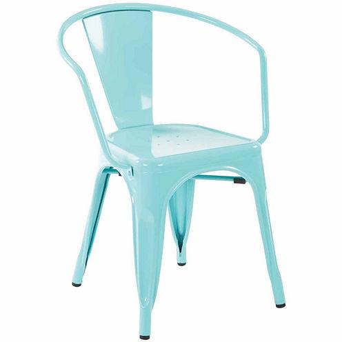 Stultz Road Metal 4-pc. Side Chair