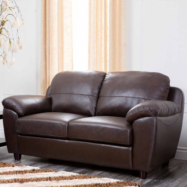 jcpenney.com | Aria Pad-Arm Loveseat