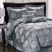 Pearl Street 7-pc. Floral Comforter Set