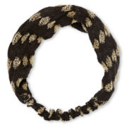Carole Contrast Knit Head Wrap