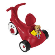 Radio Flyer® Scoot 2 Pedal Trike