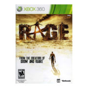 Xbox 360® Rage Video Game
