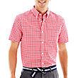 jcp™ Gingham Shirt