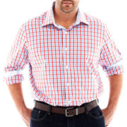 TailorByrd Woven Shirt-Big & Tall