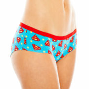 Superman Hipster Panties