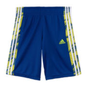 adidas® Performance Shorts - Boys 8-20