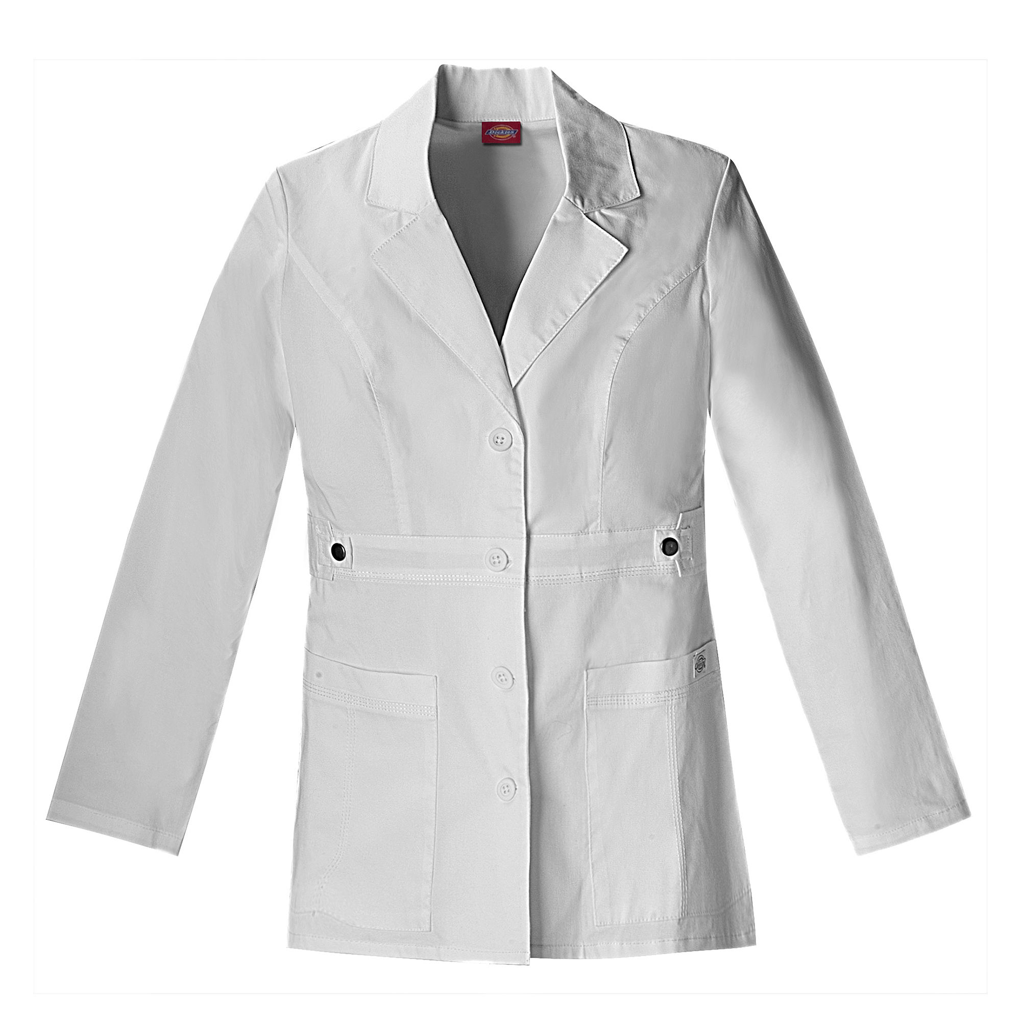 "Dickies Womens 28"" Lab Coat plus size,  plus size fashion plus size appare"