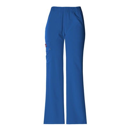 Dickies Womens Pull-On Scrub Pants-Plus