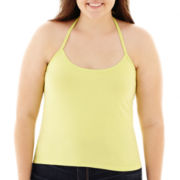Arizona Sleeveless Halter Top - Plus