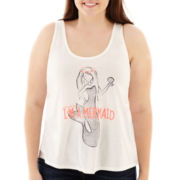 Arizona Mermaid Tank Top - Plus