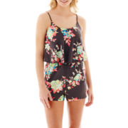 Arizona Sleeveless Romper