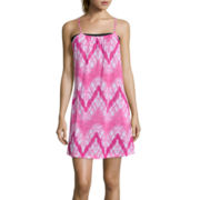 Portocruz® Sleeveless Tie-Dye Dress Cover-Up