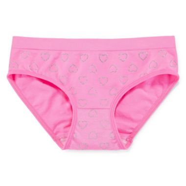 jcpenney.com | Maidenform® Seamless Hipster Panties - Girls 7-16