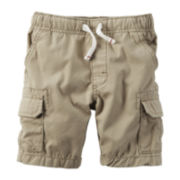Carter's® Khaki Cargo Shorts - Preschool Boys 4-7