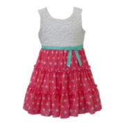 Lilt Brush-Print Dress - Toddler Girls 2t-4t