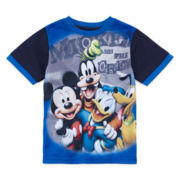 Disney by Okie Dokie® Graphic Tee - Toddler Boys 2t-5t