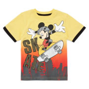 Disney Apparel by Okie Dokie® Graphic Tee - Toddler Boys 2t-5t