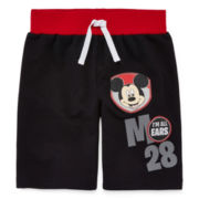 Disney by Okie Dokie® French Terry Shorts - Toddler Boys 2t-5t