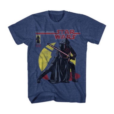 jcpenney.com | Star Wars Force Awakens™ Page Turner T-Shirt