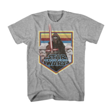 jcpenney.com | Star Wars Force Awakens™Spec Shack Short Sleeve T-Shirt