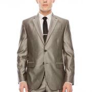 JF J. Ferrar®  Silver Luster Jacket - Slim Fit