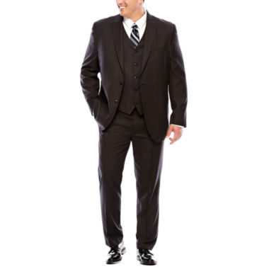 jcpenney.com | JF J.Ferrar® Black Nailhead Suit Separates - Big & Tall