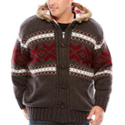 i jeans by Buffalo Lakon Hooded Sweater - Big & Tall