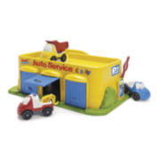 Pit Stop Playset