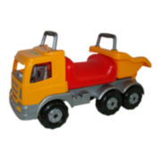 Giant Dump Truck Ride-On Car
