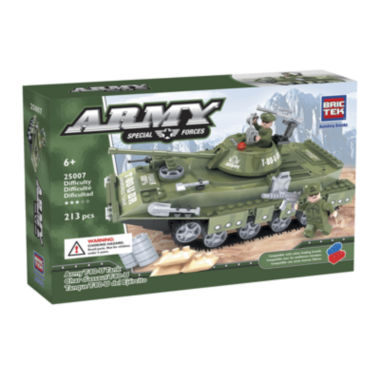 jcpenney.com | BricTek Army T-80-U Tank Building Set