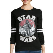 Long-Sleeve Star Wars Sweatshirt