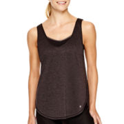 Xersion™ Open Back Layered Tank Top