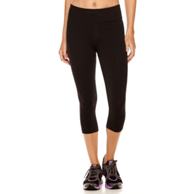 jcpenney.com | Xersion™ Studio Cotton Capris