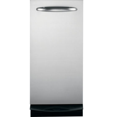 "jcpenney.com | GE Profile™  15"" Built-In Stainless Steel Trash Compactor"