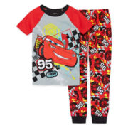 Disney Cars 2-Pc.Pajama Set - Boys 2-10