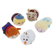 Disney Collection Frozen and Friends Small Tsum Tsum
