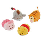 Disney Collection Winnie The Pooh and Friends Small Tsum Tsum