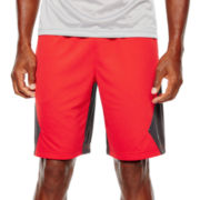 Xersion™ Colorblock Crossover Training Shorts
