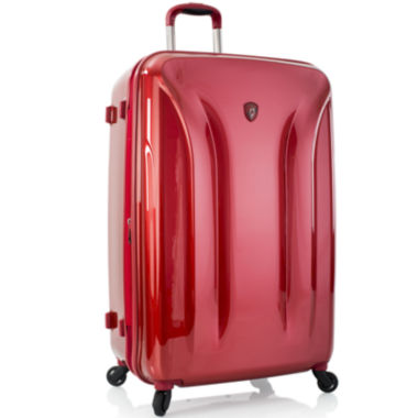 "jcpenney.com | Heys® Astra Deep Space™ Hardside 26"" Spinner Upright Luggage"