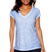 a.n.a® Short-Sleeve V-Neck T-Shirt