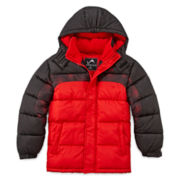 Vertical 9 Puffer Jacket - Toddler Boys 2t-4t