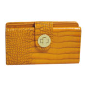 Buxton® Nile Exotic Go To Super Wallet