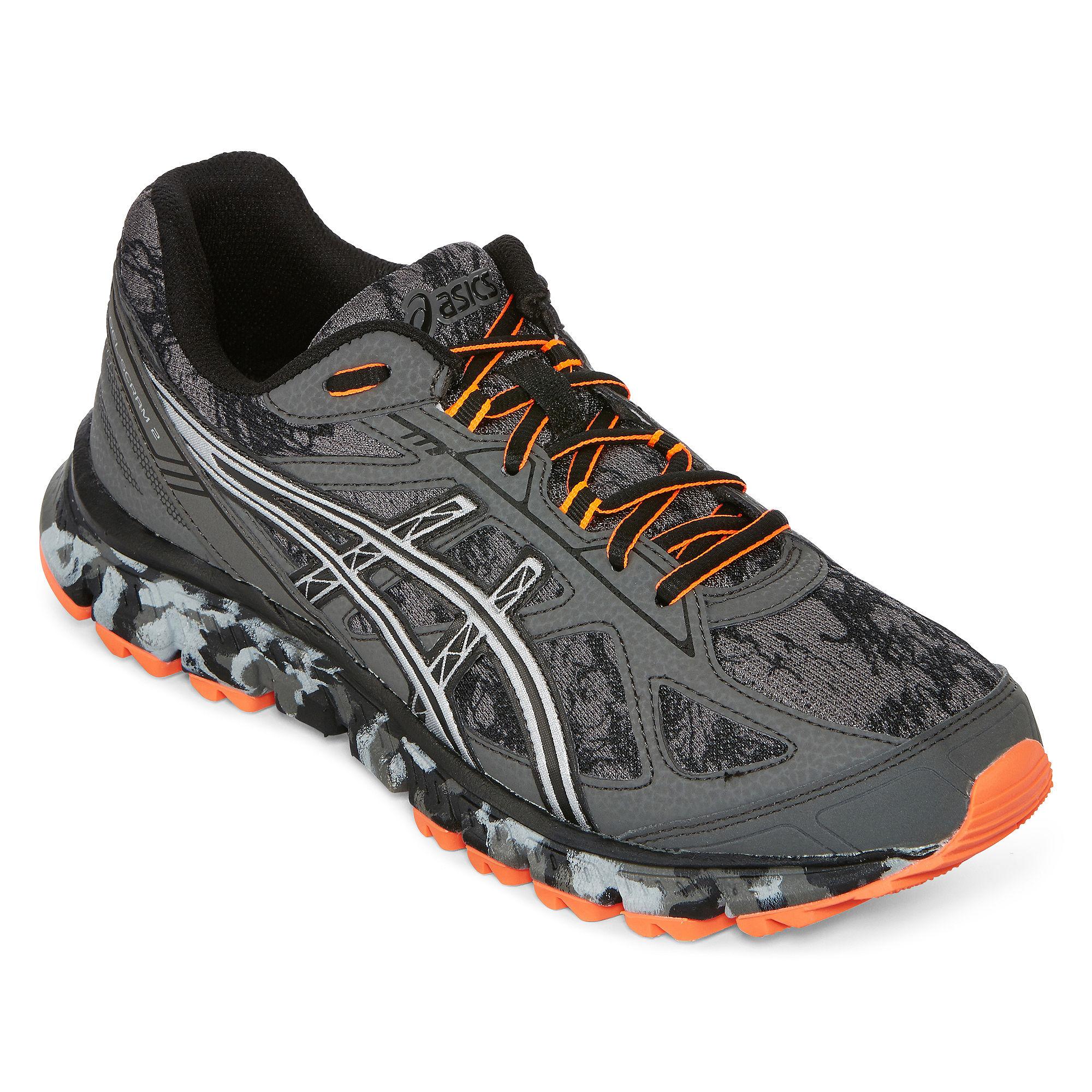 ASICS Gel Scram 2 Mens Running Shoes