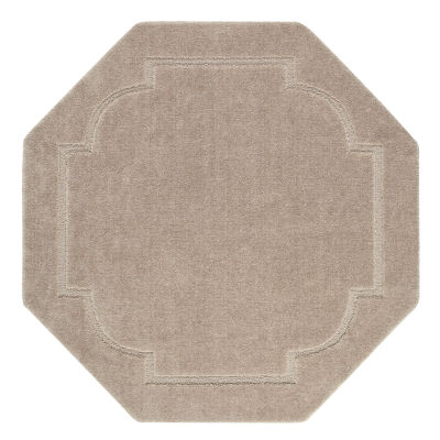 jcpenney home imperial washable octagonal rug jcpenney