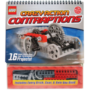 jcpenney.com | LEGO® Crazy Action Contraptions Kit- 16 Projects
