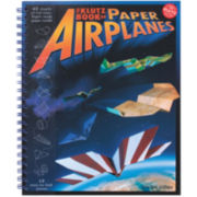 Paper Airplanes Book Kit